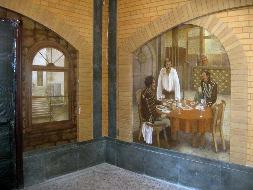 Cossack_Restaurant_Mural_18