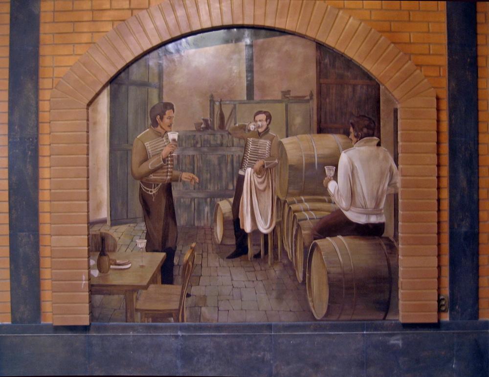 Cossack_Restaurant_Mural_29