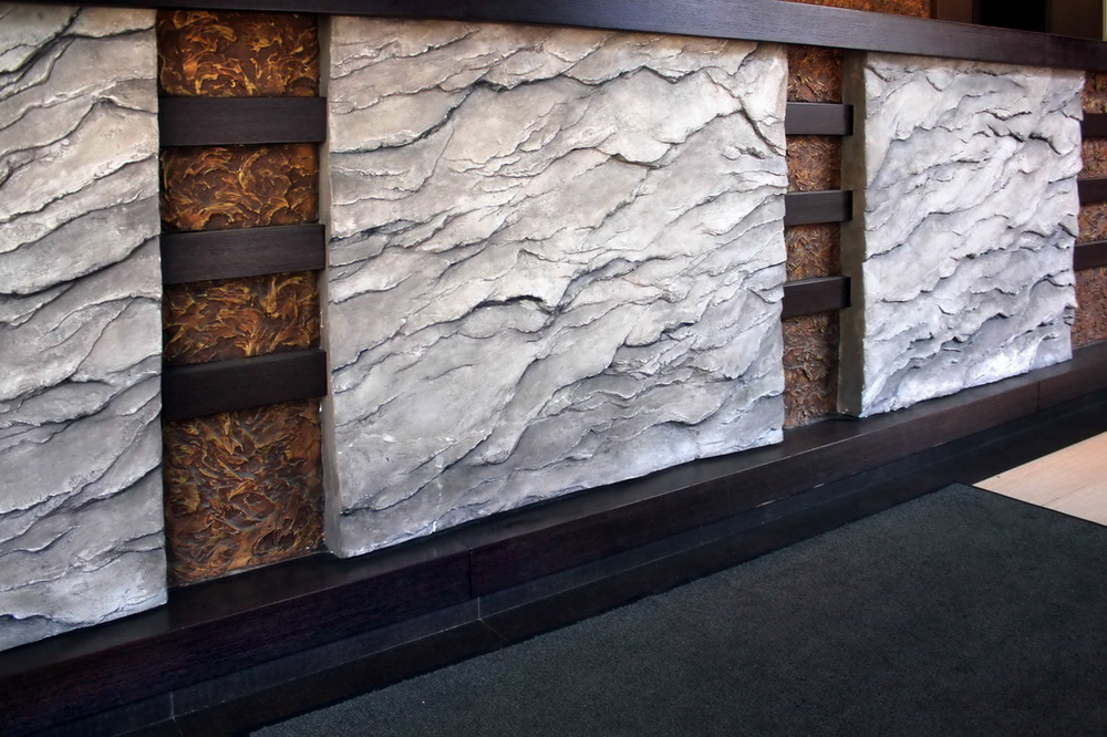 interior wall decorations in japanese restaurant - denver custom