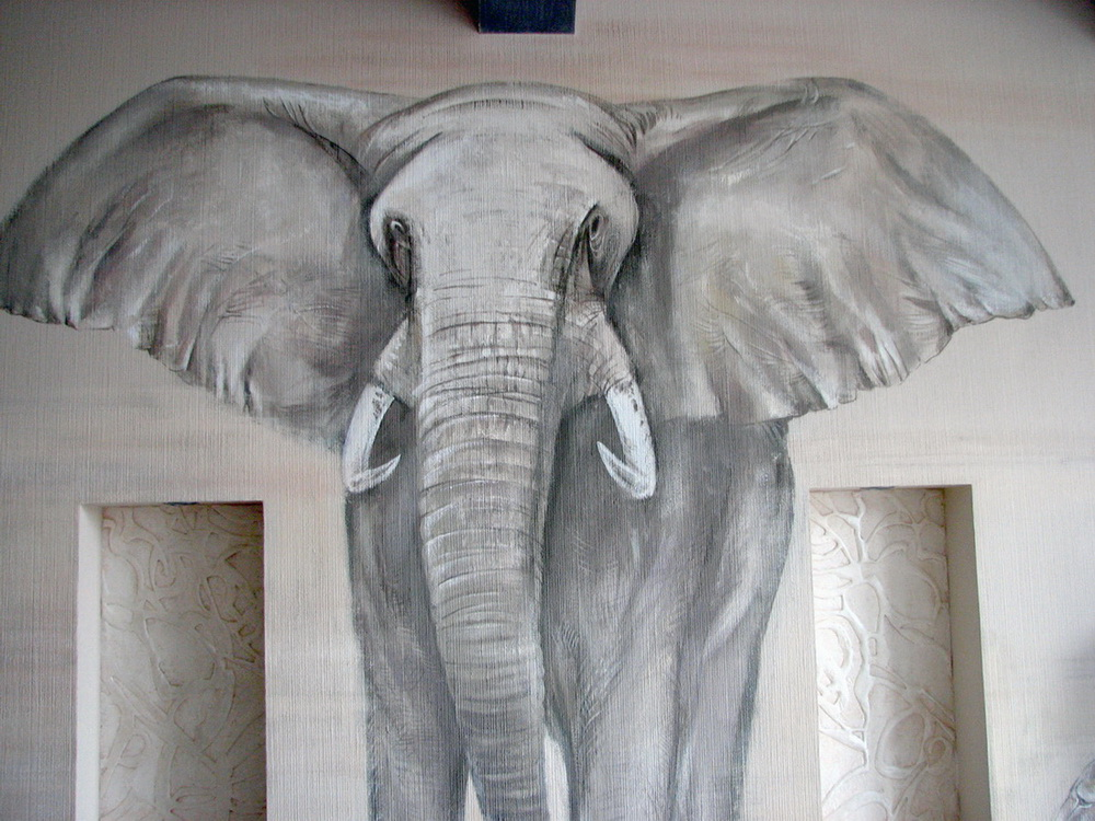 Lions_Elefant_Painting_7