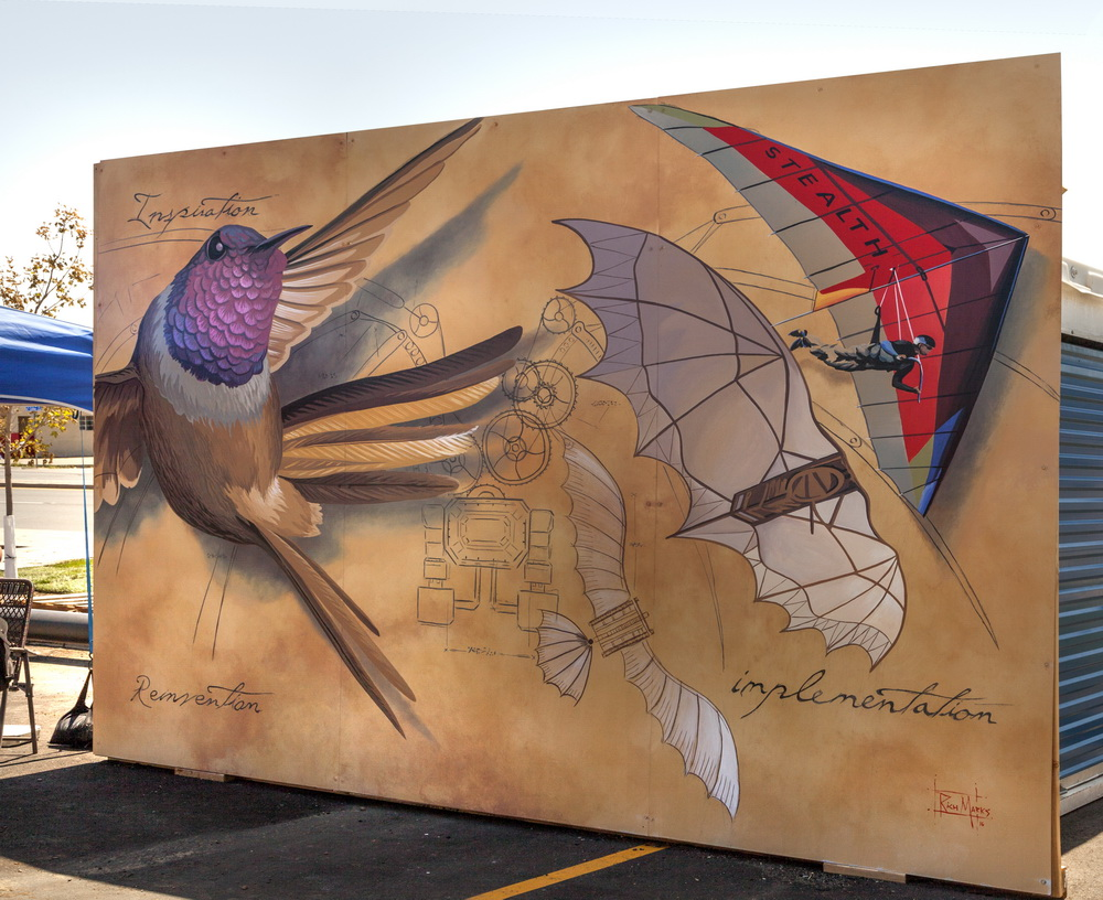 West Colfax Mural Fest, Richard L. Marks