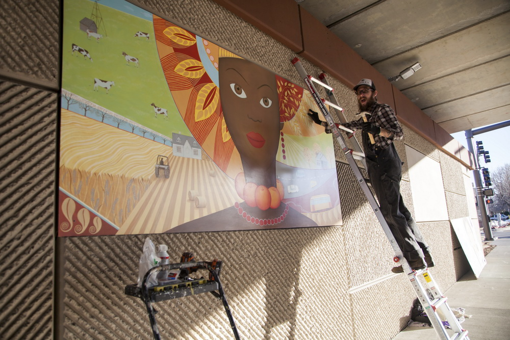 Lakewood_Underpass_Wall_Mural_Garrison_Street_Yulia_Avgustinovich_Denver_Muralist_Four_Graces_Seasons_26