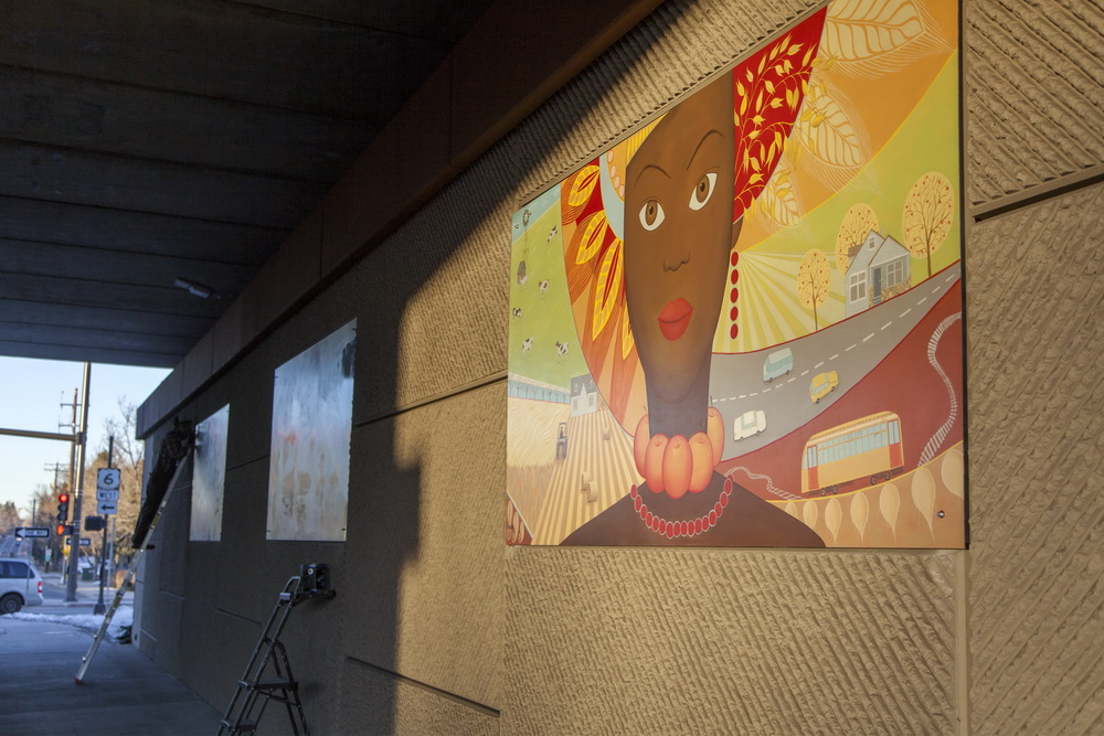 Lakewood_Underpass_Wall_Mural_Garrison_Street_Yulia_Avgustinovich_Denver_Muralist_Four_Graces_Seasons_39