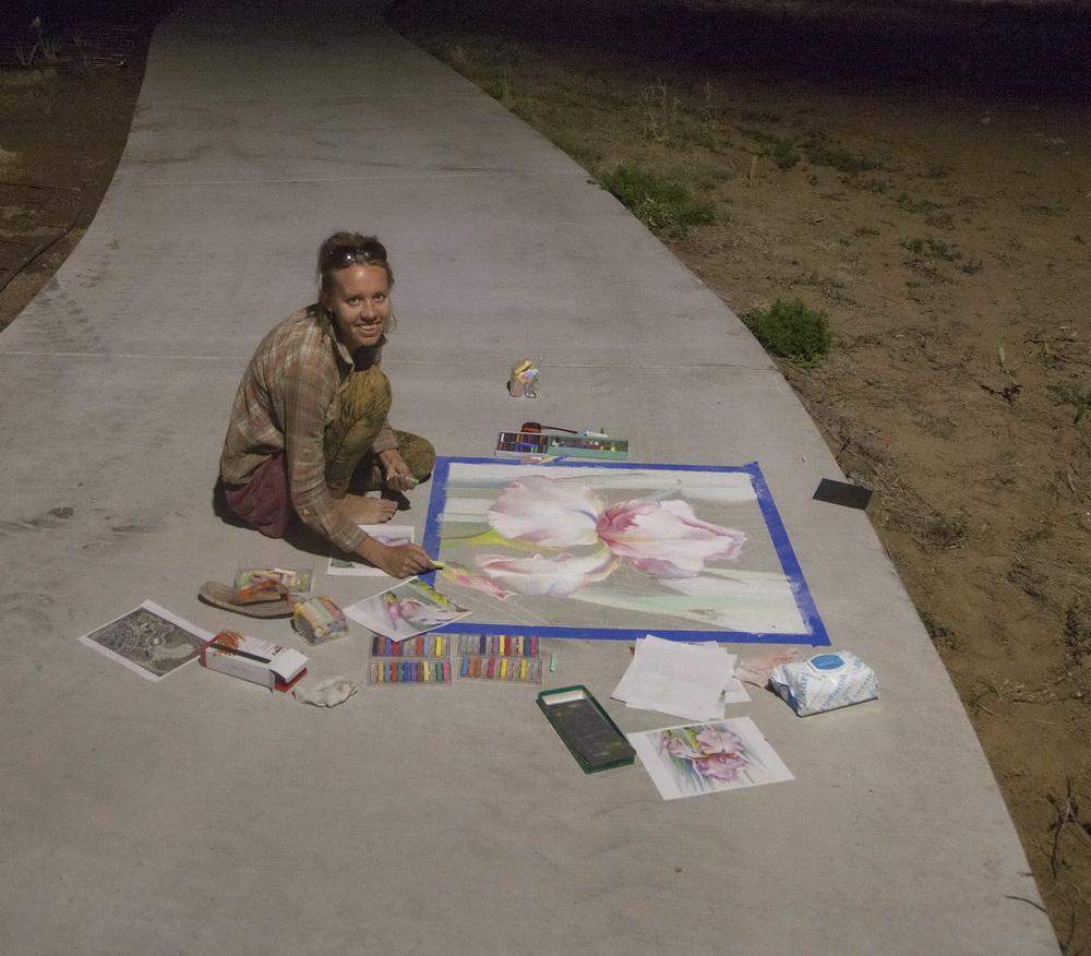 Sidewalk_Chalk_Art_Festival_720_Memorial_Foundation_Aurora_Colorado_Yulia_Avgustinovich_Denver_Muralist_Public_Art