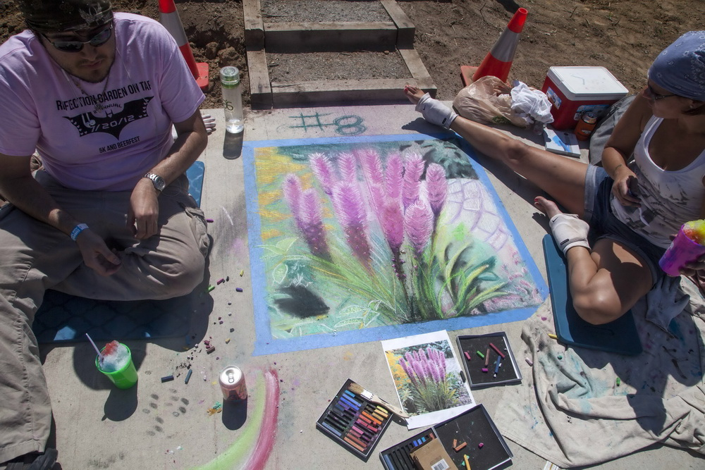 Sidewalk_Chalk_Art_Festival_720_Memorial_Foundation_Aurora_Colorado_Yulia_Avgustinovich_Denver_Muralist_Public_Art