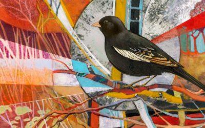 Mural Design Project for Elizabeth Hotel, Fort Collins