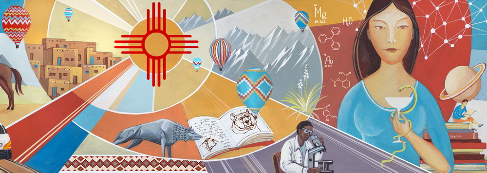 UNM Mural Design__Avgustinovich_Denver_Muralist_Unrealized_Public_Art_Project