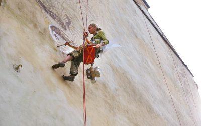 Ten Year Mural Anniversary