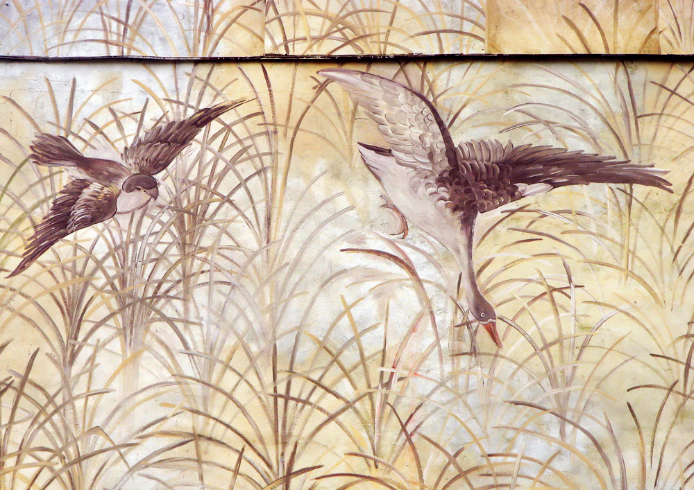 Mural Anniversary_Birds_On_The_Meadow_Yulia_Avgustinovich_Denver_Muralist_Public_Art_Project
