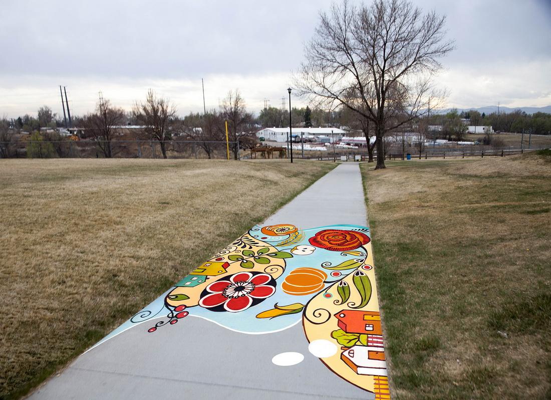 Lakewood_ARTline_Ground_Mural_Design_Yulia_Avgustinovich_Denver_Muralist