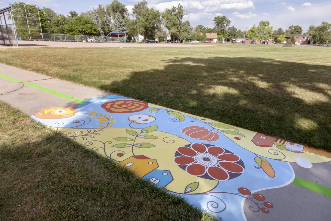 Lakewood_40_Artline_Ground_Mural_Painting_Yulia_Avgustinovich_Denver_Muralist