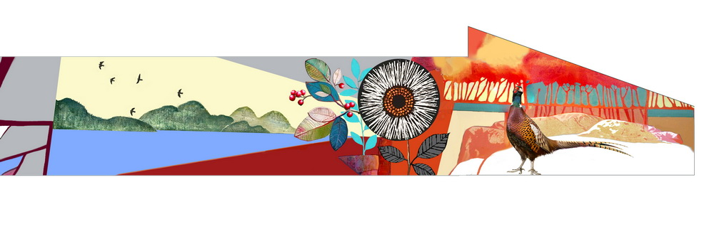 Underpass_Tunnel_Mural_Design_Longmont_Colorado_Art_Yulia_Avgustinovich_Denver_Muralist