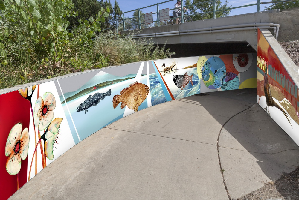 Underpass_Tunnel_Art_Mural_Design_Longmont_Colorado_Art_Yulia_Avgustinovich_Denver_Muralist