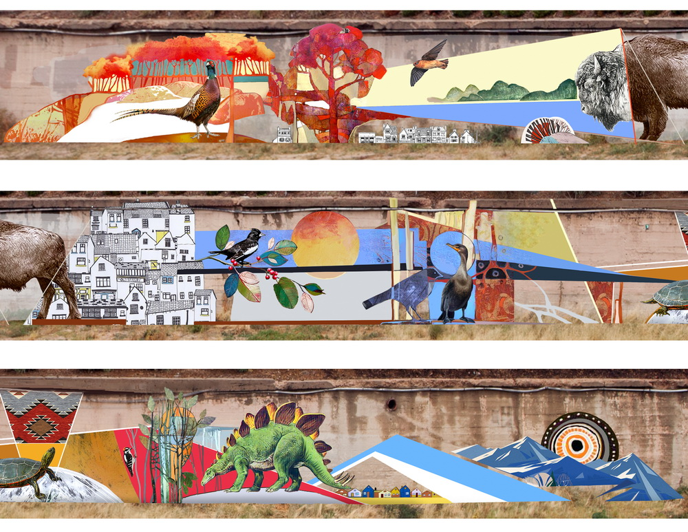 Cherry Creek_Mural_Design_Longmont_Colorado_Art_Yulia_Avgustinovich_Denver_Muralist