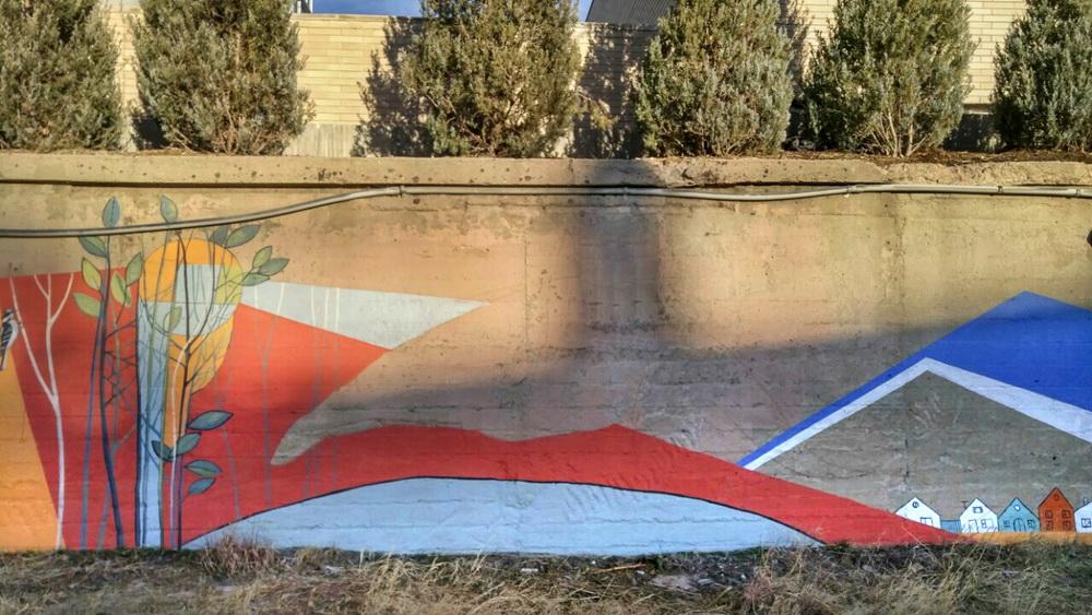 Cherry_Creek_Mural_Creation_Yulia_Avgustinovich_Denver_Muralist_Colorado