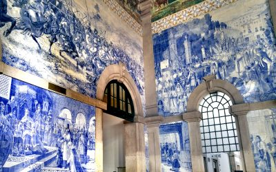 Azulejo Tile Murals and Portuguese Public Art